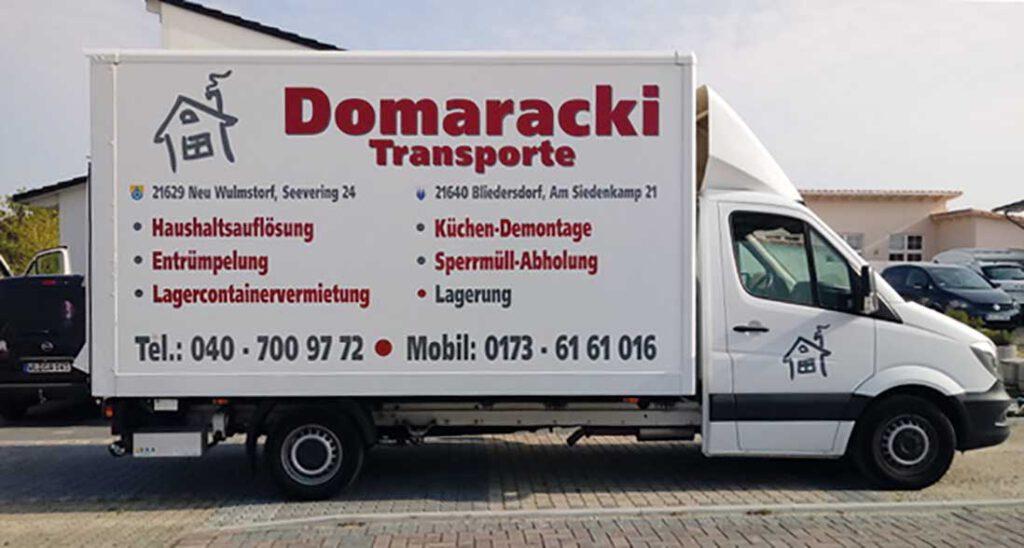 Domaracki LKW
