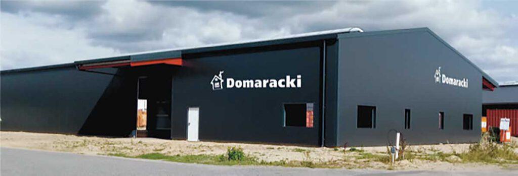 Die Halle von Domaracki
