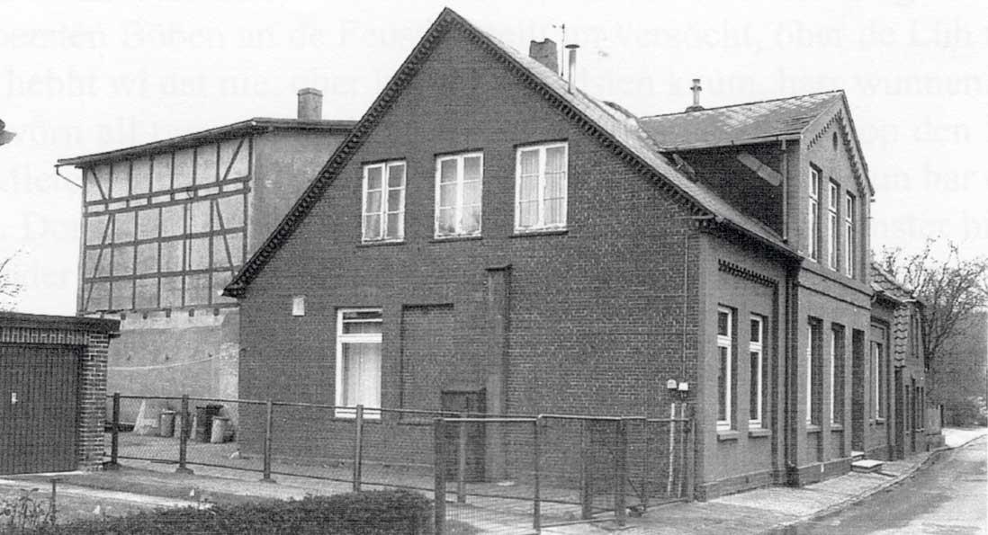 Hus 189 Friesengiebel