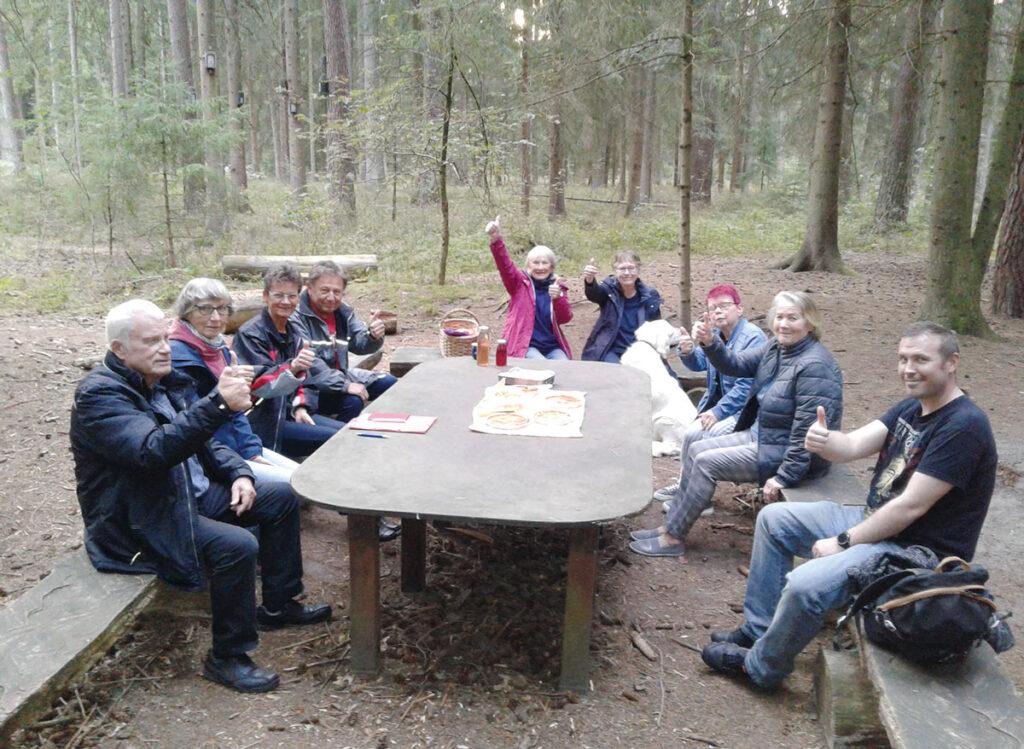 terre des hommes im Kinderwald