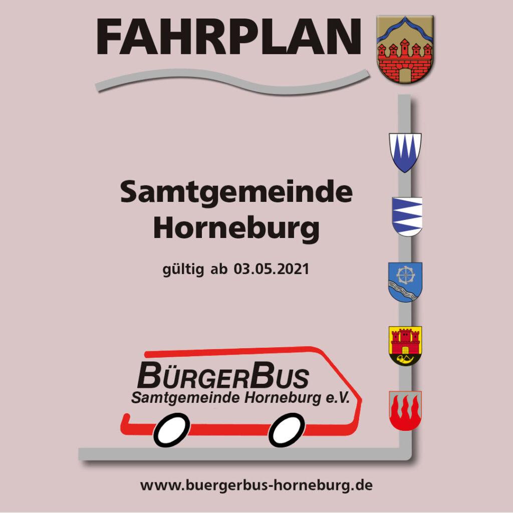 Neuer Fahrplan Bürgerbus