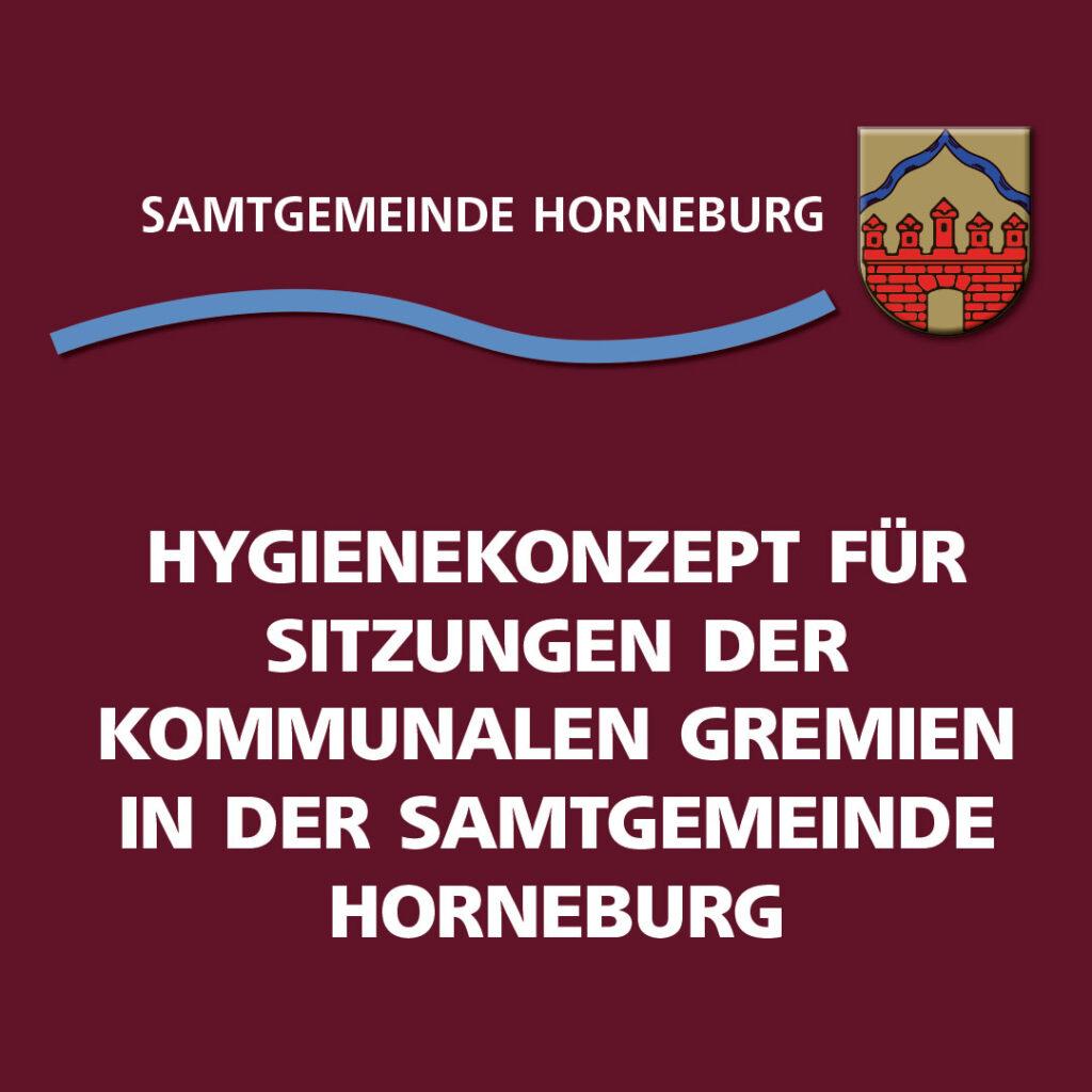 Hygienekonzept Samrgemeinde Horneburg