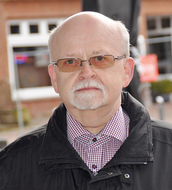 Beisitzer Jan Lohmann