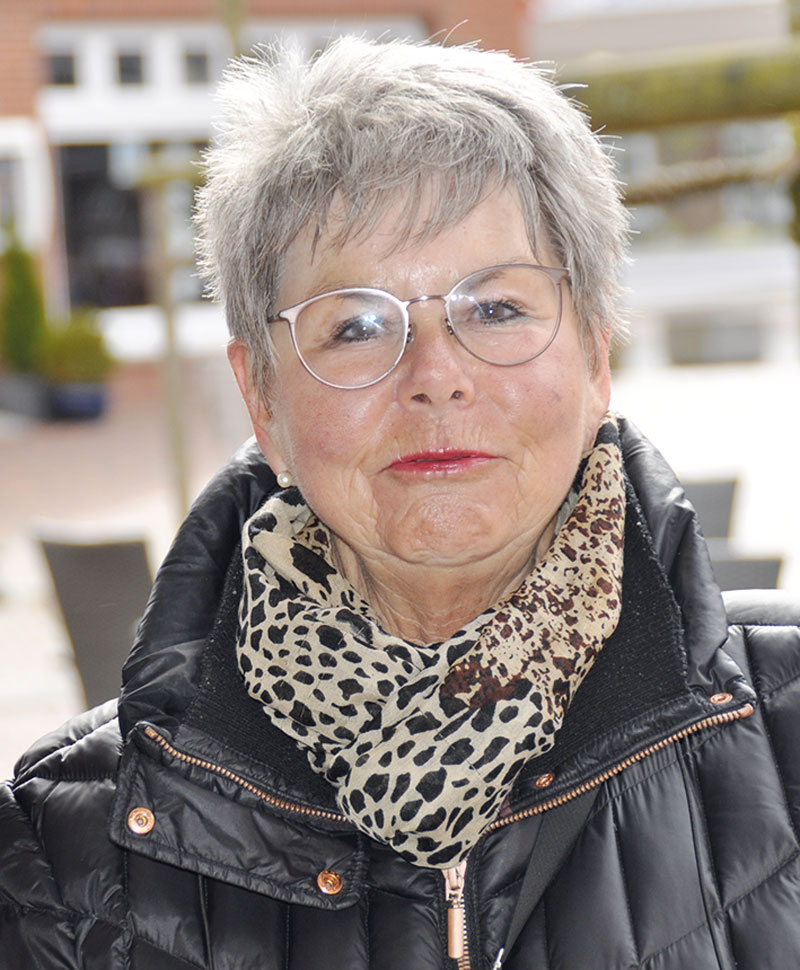 Beisitzerin Monika Pagel