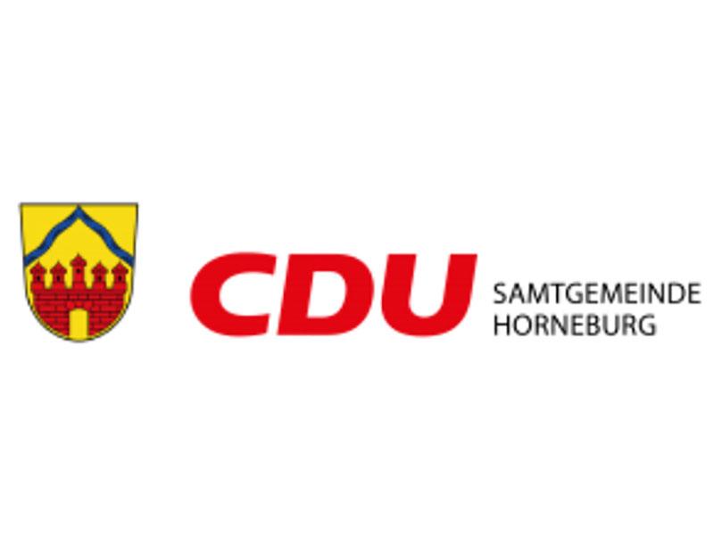 cdu Samtgemeinde Horneburg