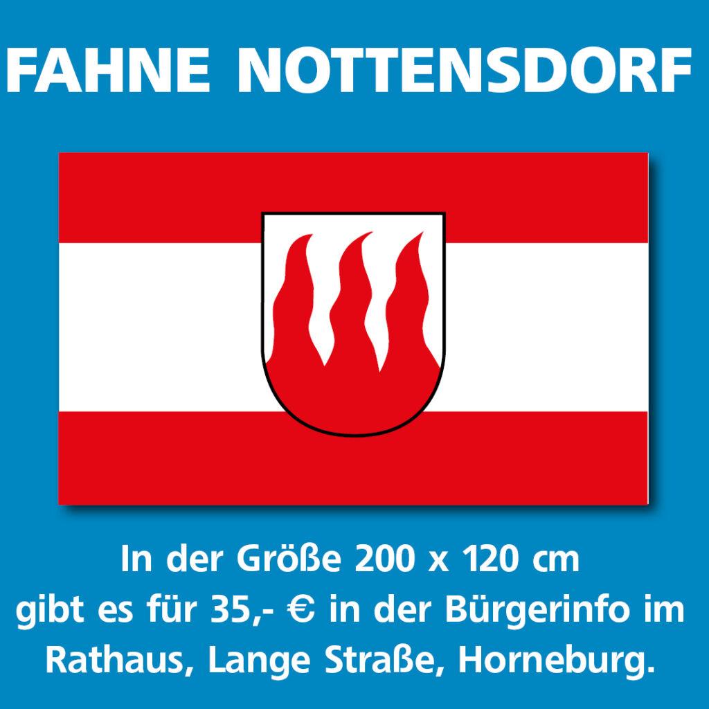 Fahnen Nottensdorf