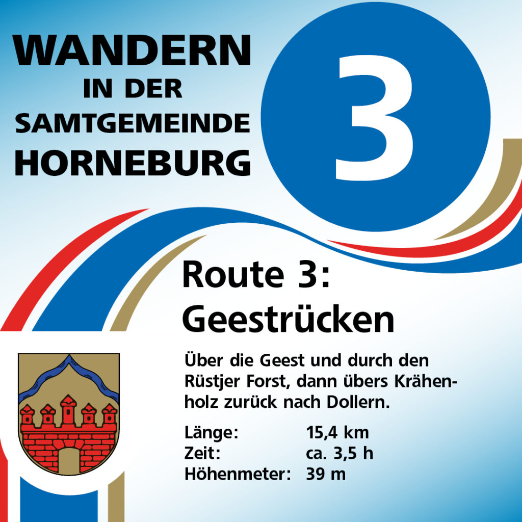 Wandern Route 3