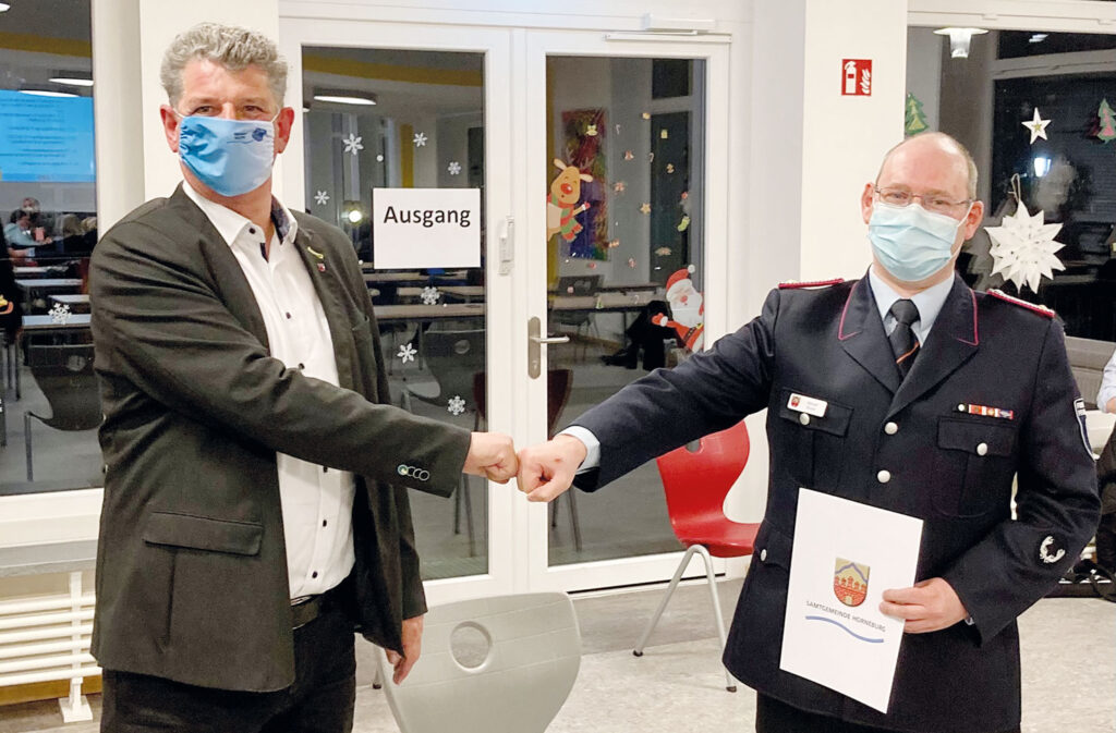 Manuel Buuck für weitere sechs Jahre ernannt