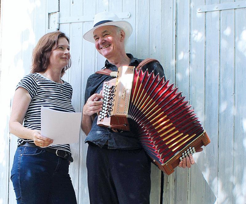Valerie Pauling und Kojo Wendt (Foto: privat)