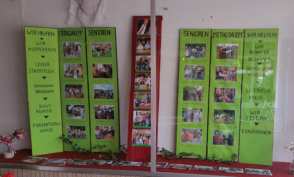 """Foto-Ausstellung der """"Methusalems"""""""