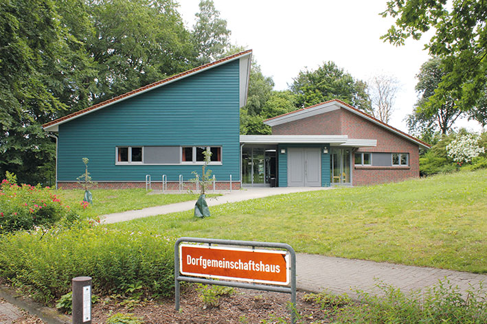 Dorfgemeinschaftshaus Nottensdorf