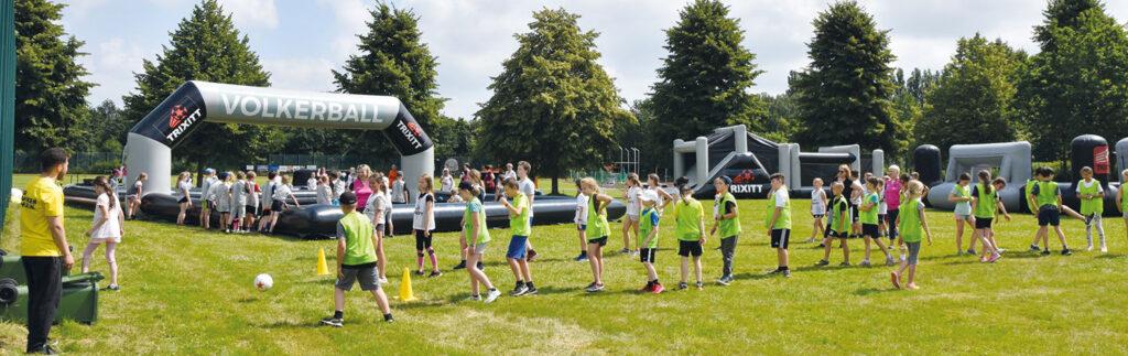 Sportfest der Grundschule Horneburg